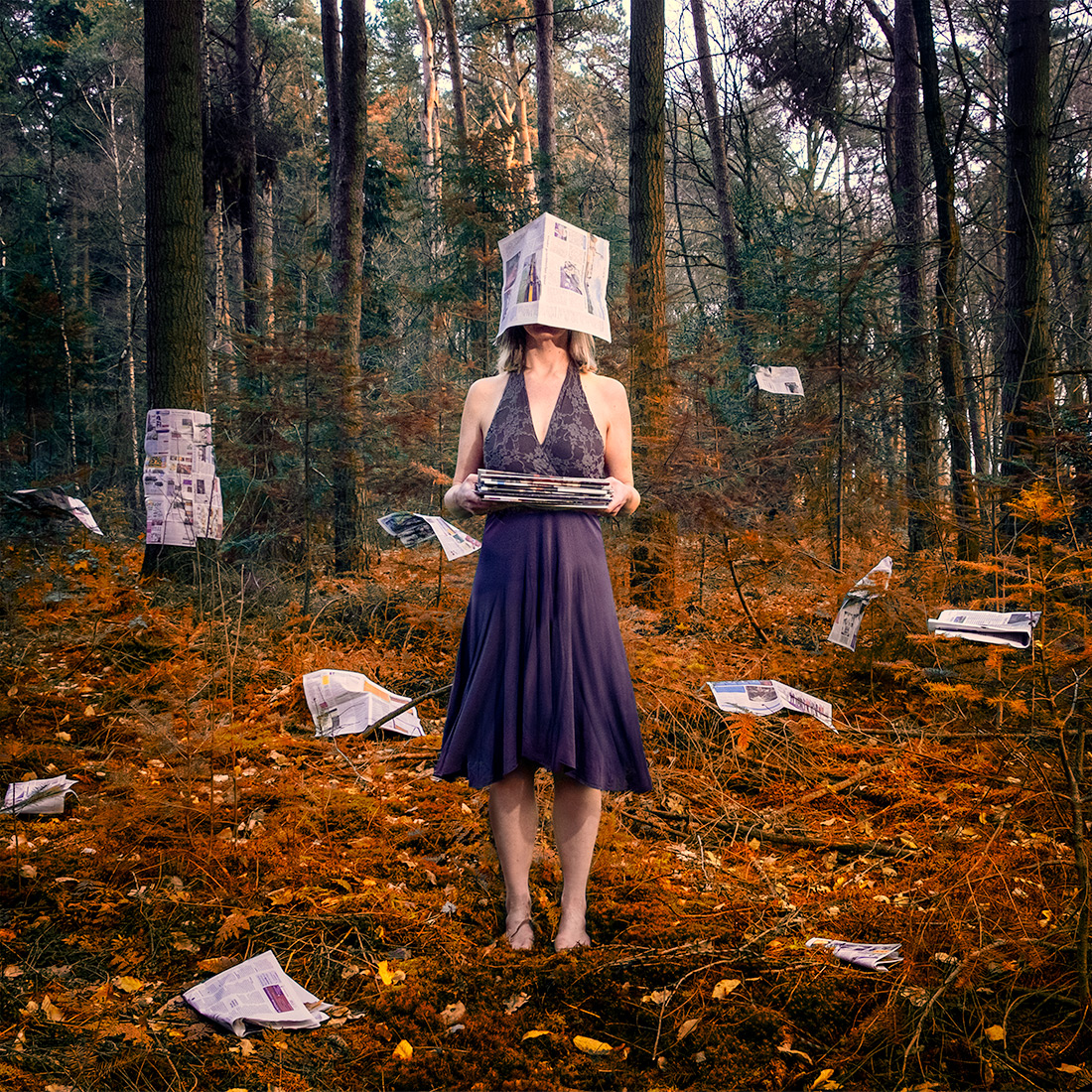 photography project Annemieke Tonnaer who are we fooling